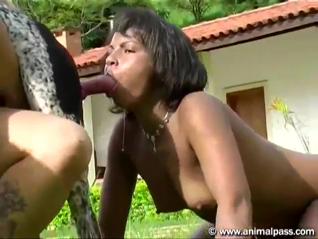 indian girl fuck and suck hard dog dick